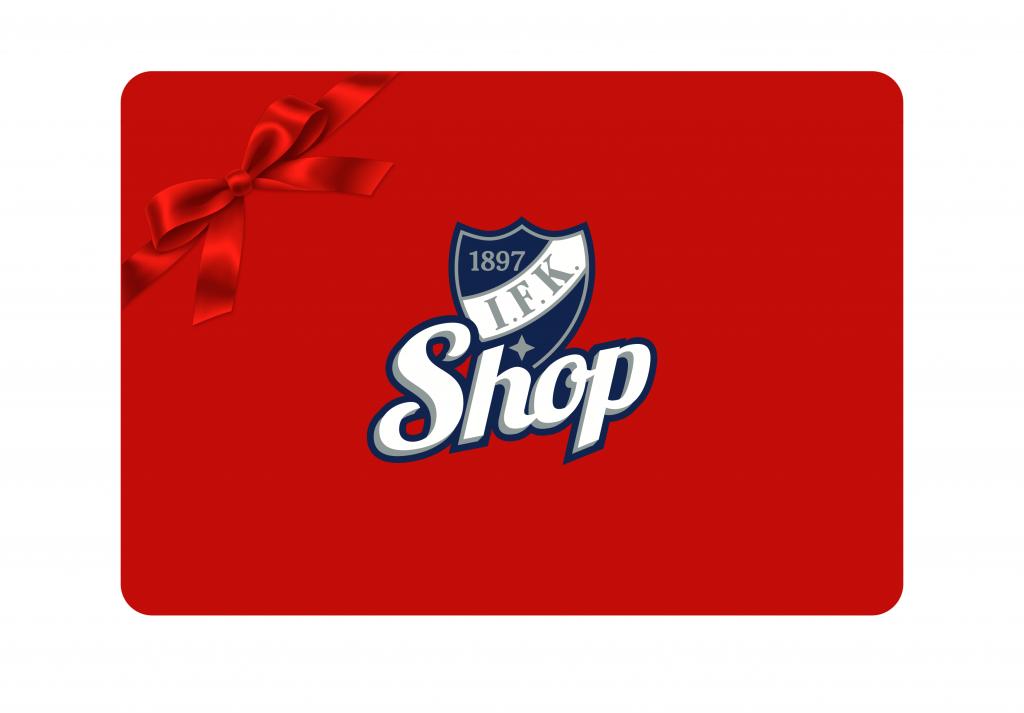 HIFK Shop Lahjakortti
